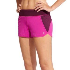 Athleta Track This Run Shorts